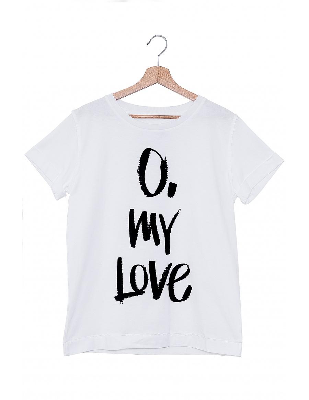 TRICOU UNISEX O. My Love by Ovidiu